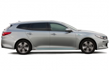 All-New Optima Sportswagon PHEV